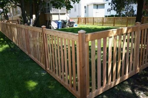 Park Ridge Fence Company Wood Fence And Vinyl Fence
